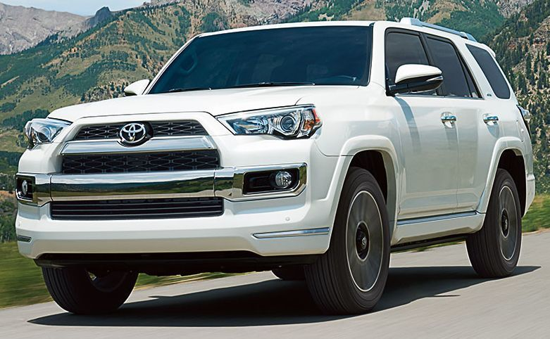 Used Toyota Suvs For Sale Near Auburn Puyallup Car And Truck