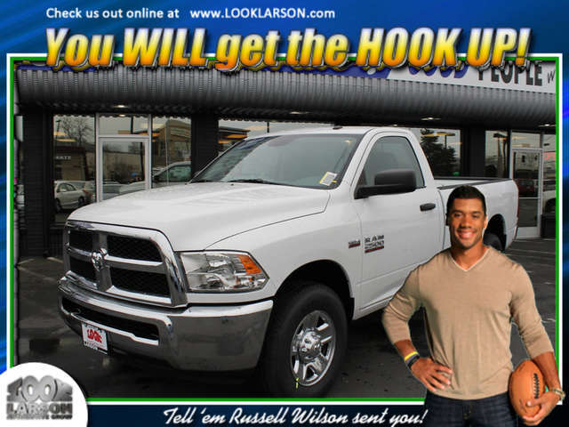 2014 Ram 2500 near Tacoma at Larson Chrysler Jeep Dodge Ram