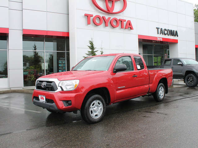 Trims of the 2014 Toyota Tacoma near Puyallup at Toyota of Tacoma