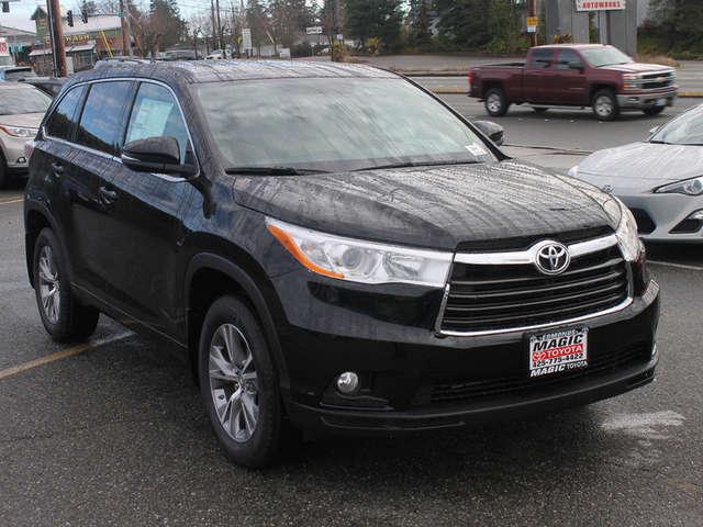 Toyota Highlander Lease >> 2014 Toyota Highlander Leasing Near Bellevue Magic Toyota