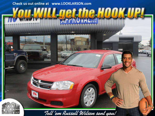 Trim Levels of the 2014 Dodge Avenger near Tacoma at Larson Chrysler Jeep Dodge Ram