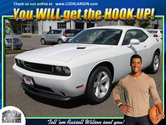 Trim Levels of the 2014 Dodge Challenger near Renton at Larson Chrysler Jeep Dodge Ram