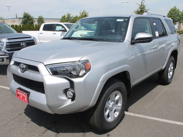 Toyota 4Runner for Sale near Bellingham at Foothills Toyota