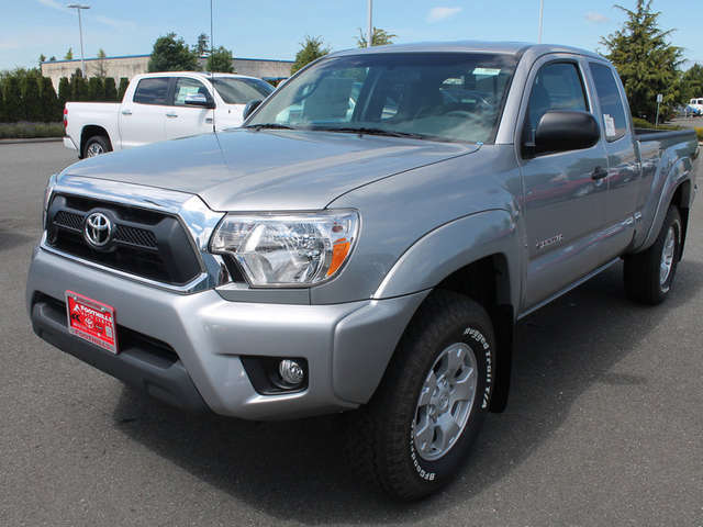 Toyota Tacoma for Sale near Oak Harbor at Foothills Toyota
