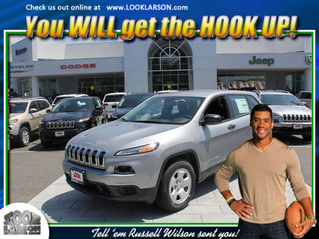 Trims of the 2014 Jeep Cherokee for Sale near Tacoma at Larson Chrysler Jeep Dodge Ram