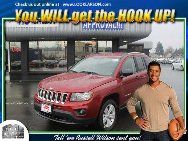 Trims of the 2014 Jeep Compass for Sale near Renton at Larson Chrysler Jeep Dodge Ram