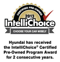 Certified Pre-Owned Program Award