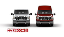 Sherwood Nissan NV 2500
