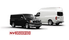 Sherwood Nissan NV 3500