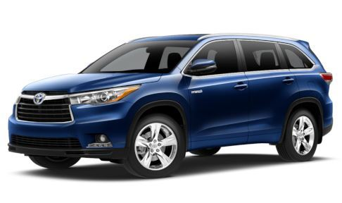 New 2015 Highlander Hybrid for Sale near Renton at Toyota of Tacoma
