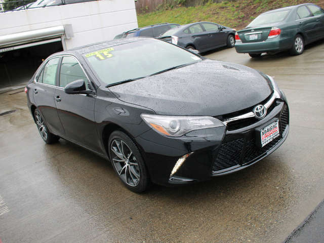 2015 Toyota Camry For Sale >> 2015 Toyota Camry For Sale Near Lynnwood Magic Toyota