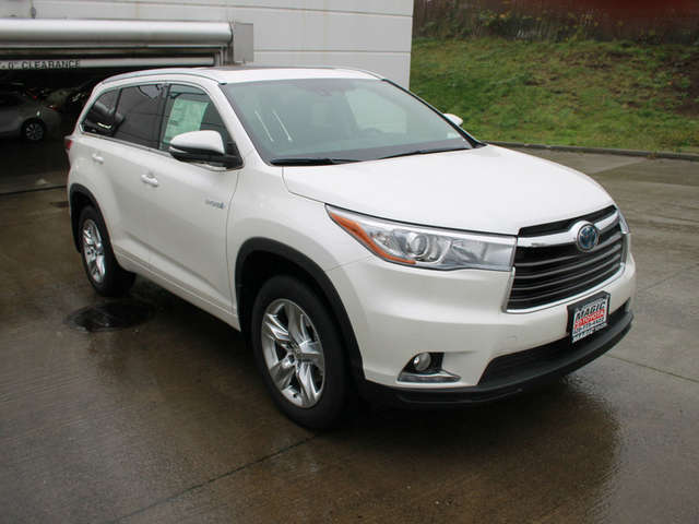 2015 Toyota Highlander For Sale >> 2015 Toyota Highlander Hybrid For Sale Near Lynnwood Magic Toyota