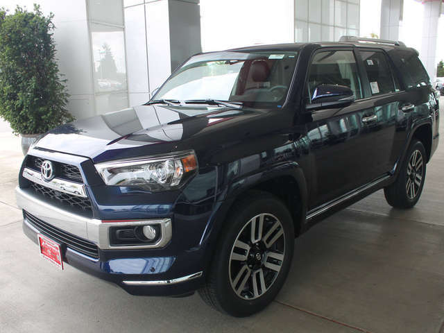 New 2015 4Runner for Sale near Bellingham at Foothills Toyota