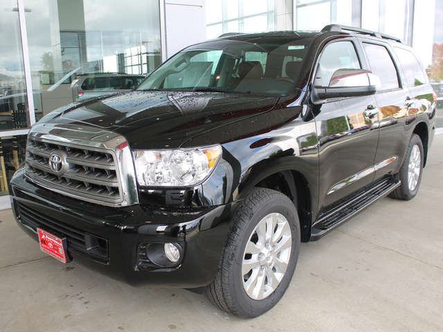 2015 Toyota Sequoia in Burlington at Foothills Toyota