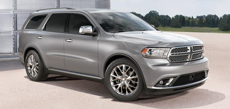 2015 Dodge Durango near Tacoma at Larson Chrysler Jeep Dodge Ram