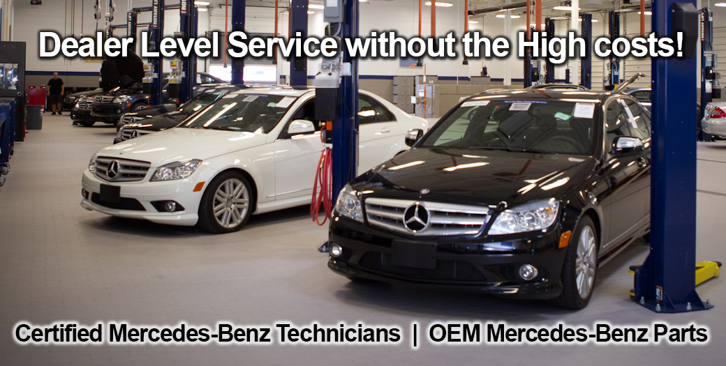 Mercedes Benz Service Near Greensboro, NC 27409