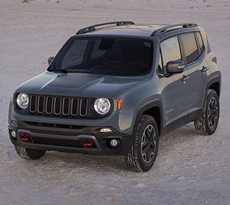 2015 Jeep Renegade near Tacoma at Larson Chrysler Jeep Dodge Ram