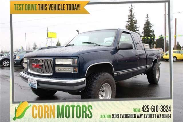 Pre-Owned Trucks for Sale in Everett at Corn Auto Sales