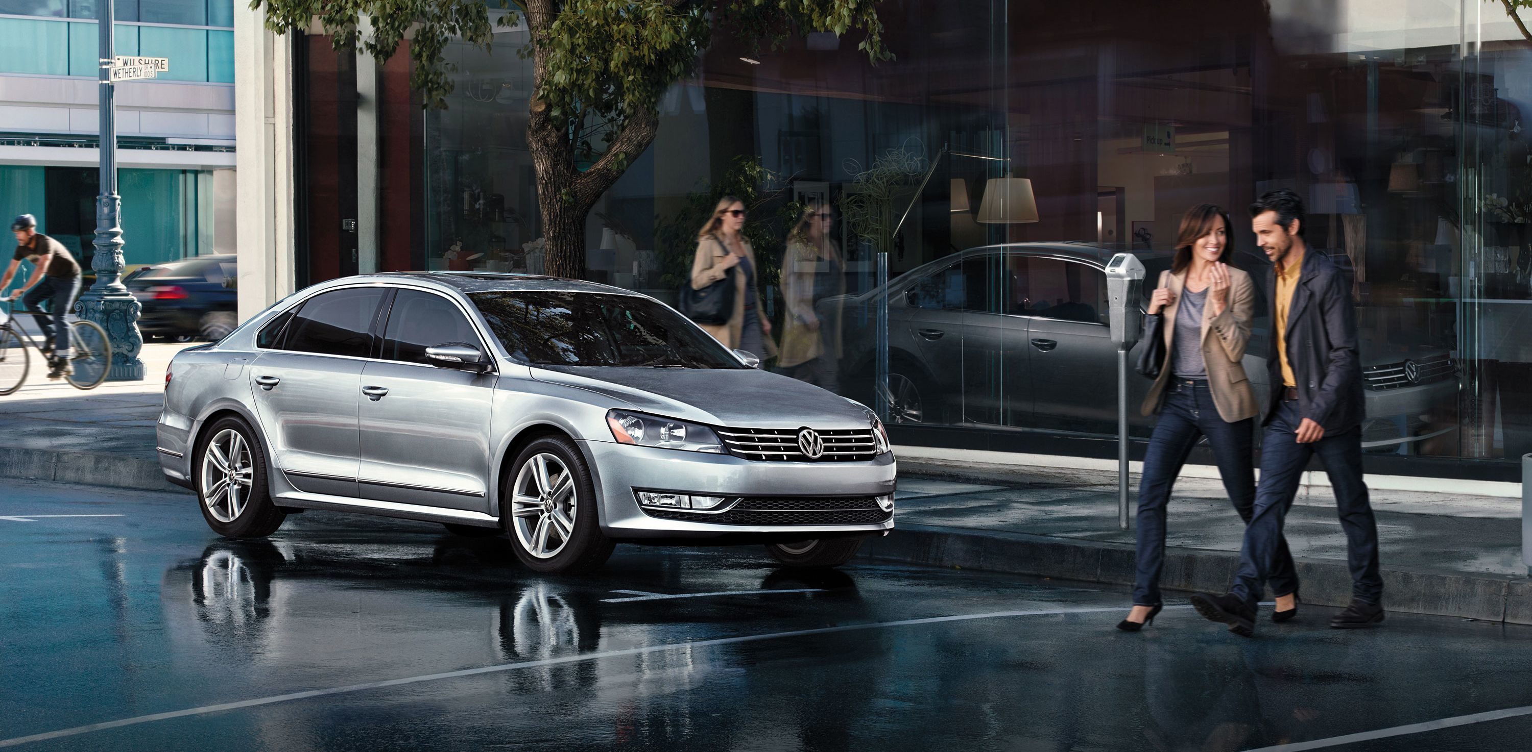 2015 VW Passat Trim Comparioson