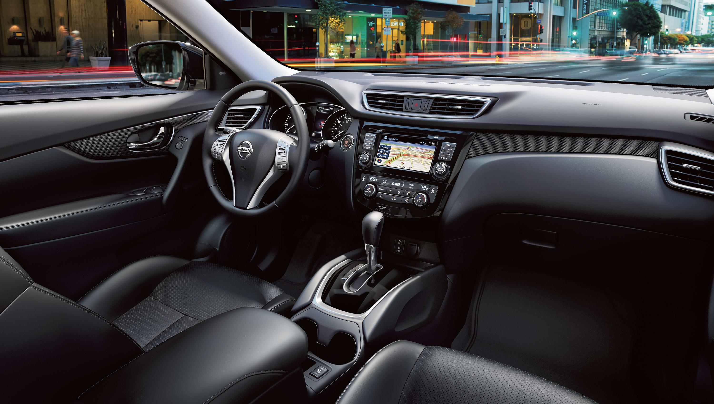 2015 Nissan Rogue Exterior 2015 Nissan Rogue Interior ...