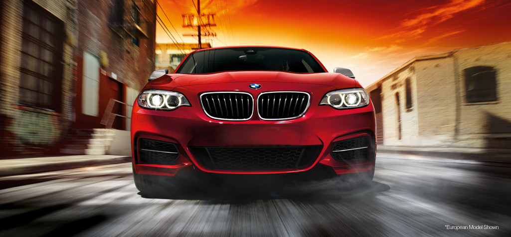 2015 BMW 2 Series Financing