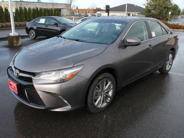 2015 Toyota Camry For Sale >> 2015 Toyota Camry For Sale Near Snohomish Foothills Toyota