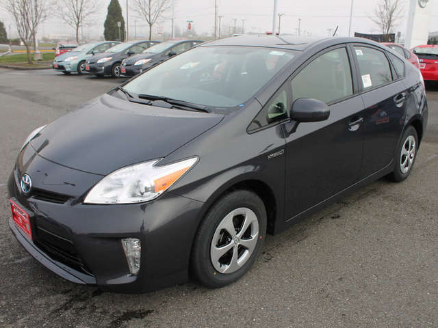2015 Toyota Prius for Sale near Snohomish at Foothills Toyota