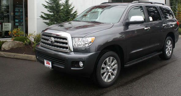 Sequoia For Sale >> New 2015 Sequoia For Sale Near Renton Toyota Of Tacoma