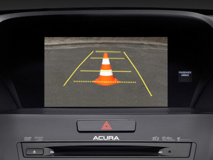 2016 Acura ILX rearview camera