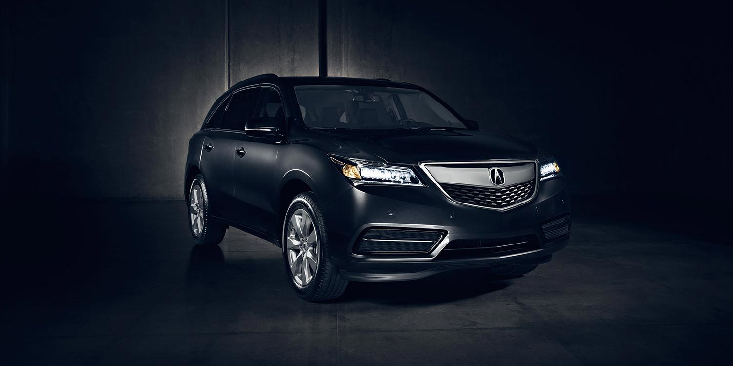 2016 Acura MDX Accessories Near Alexandria, VA