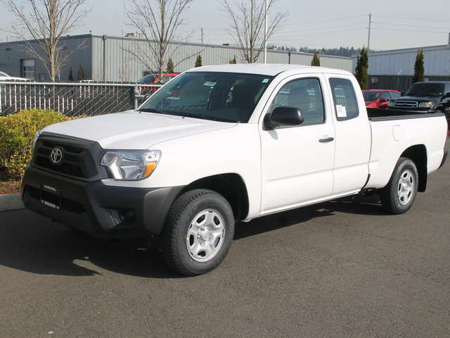 New Toyota Trucks for Sale in Auburn at Doxon Toyota