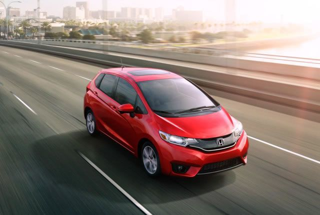 2015 Honda Fit near Fairfax, VA