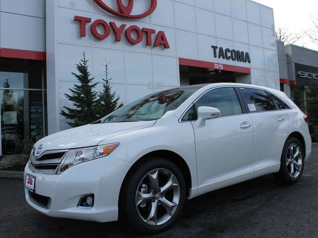 Trims of the 2015 Venza for Sale in Tacoma at Toyota of Tacoma