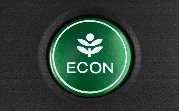 2015 Hodna Civic ECON Button