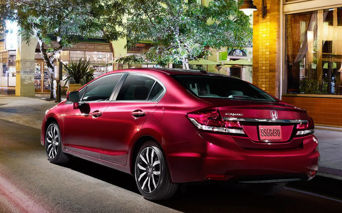 2015 Honda Civic Competitor Comparison in Fredericksburg, VA
