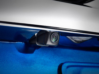 2015 Honda Fit Comparison Exterior Rearview Camera