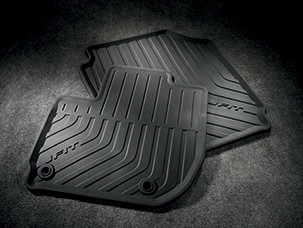 2015 Honda Fit Accessories All-Weather Door Mats