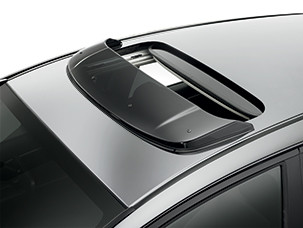 2015 Honda Fit Accessories Moonroof Visor
