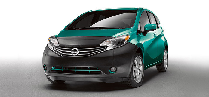 2015 Nissan Versa Note Nose Mask