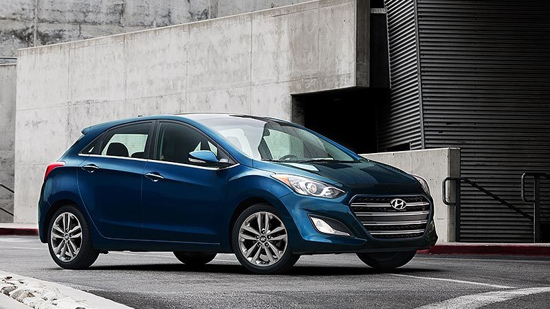 2016 Hyundai Elantra GT Lease in Woodbridge, VA