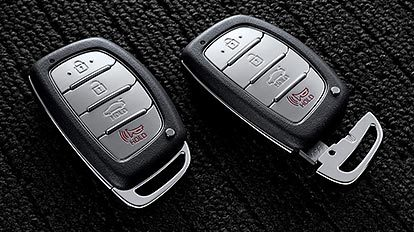 2016 Elantra Remote Keyless Entry