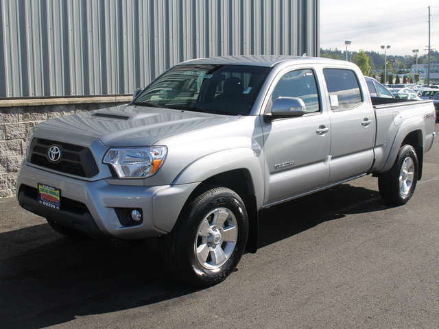 2015 Toyota Tacoma in Auburn at Doxon Toyota