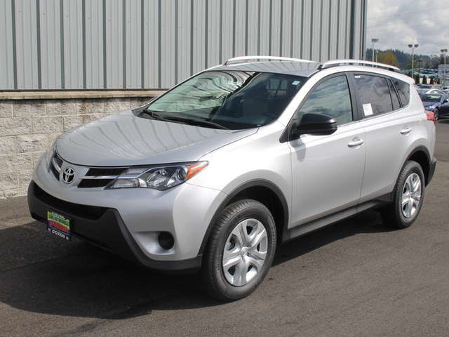 2015 Toyota SUVs in Auburn at Doxon Toyota