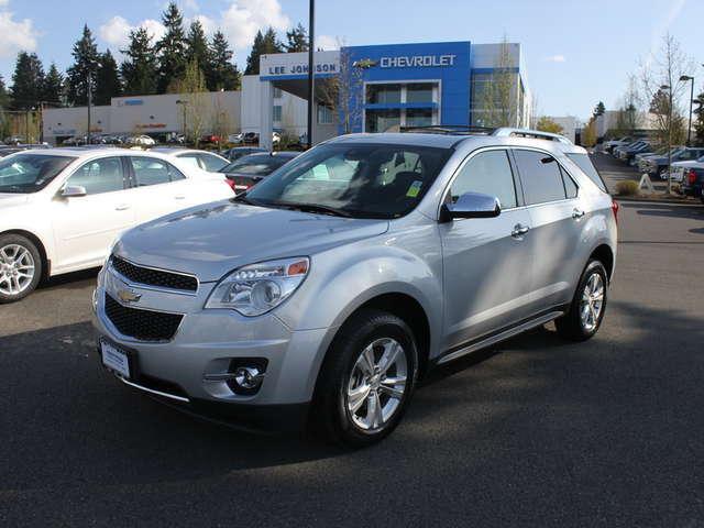 Certified Pre Owned Chevrolet In Kirkland