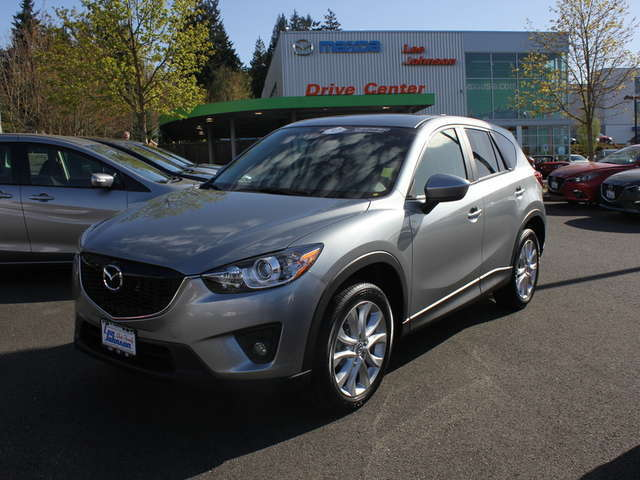 Certified Pre Owned Mazda In Kirkland
