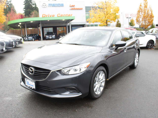 2015 Mazda6 for Sale in Kirkland at Lee Johnson Mazda