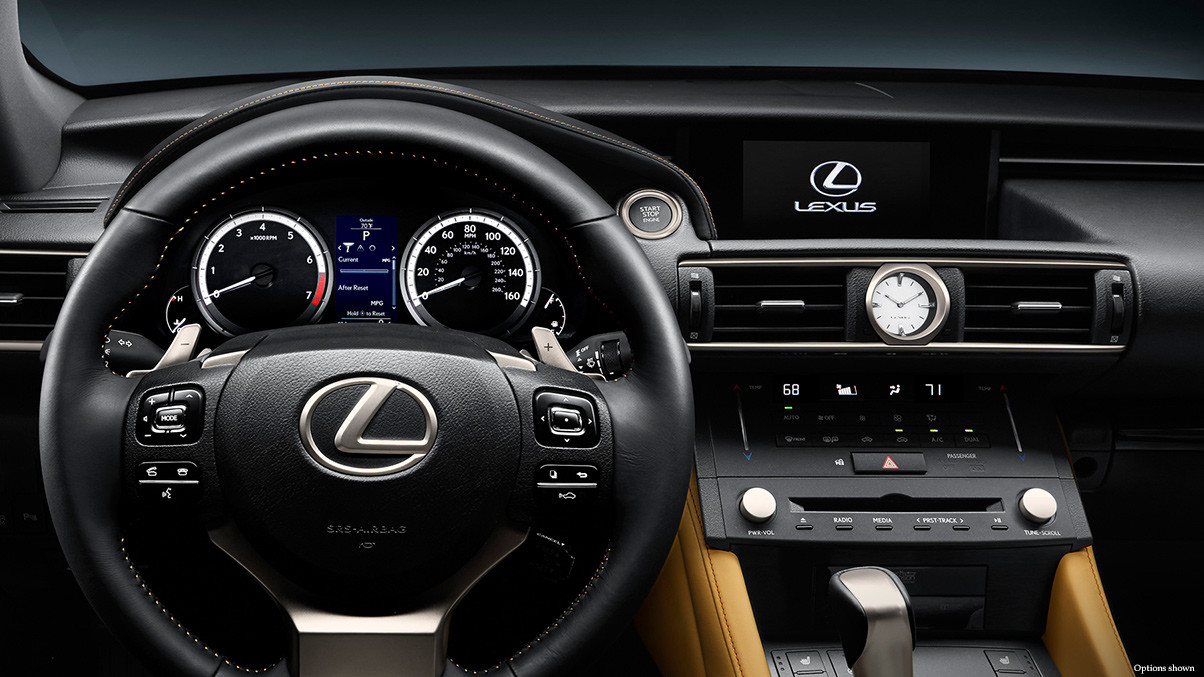 2015 Lexus RC 350 Instrument Panel Near Reston, VA