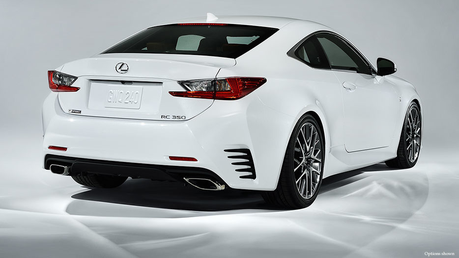 2015 Lexus RC Packages In Chantilly, VA