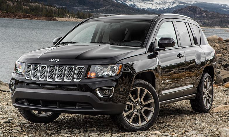 2015 Jeep Compass near Knoxville at Farris Motor Company