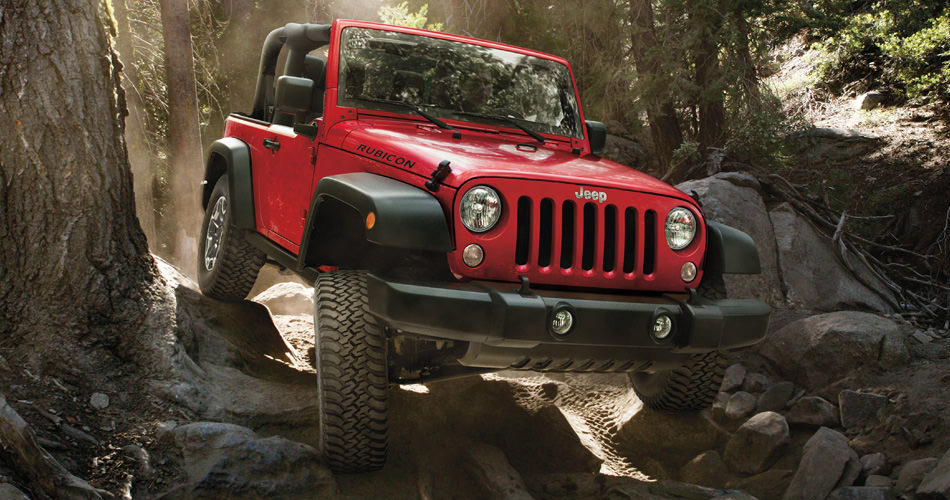 2015 Jeep Wrangler near Knoxville at Farris Motor Company